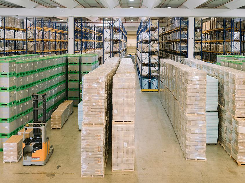 servizi di logistica conto terzi