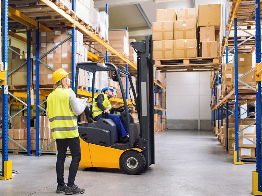 magazzino e logistica conto terzi
