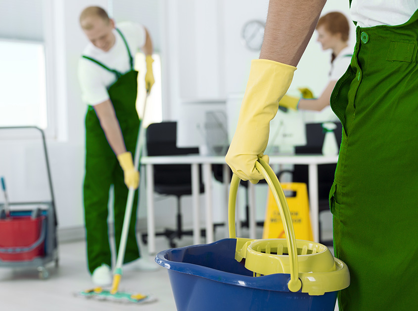 impresa pulizie civili e uffici