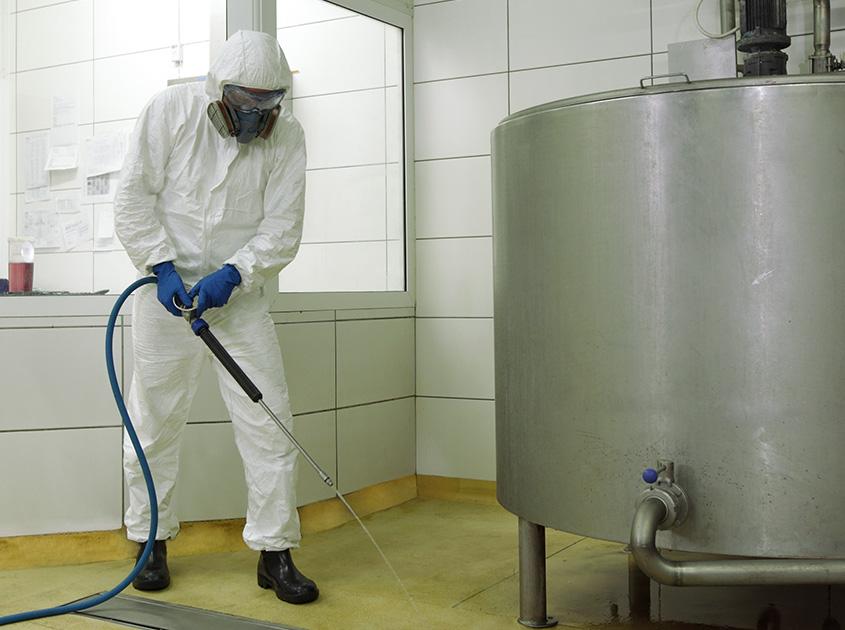 pulizie industriali conto terzi