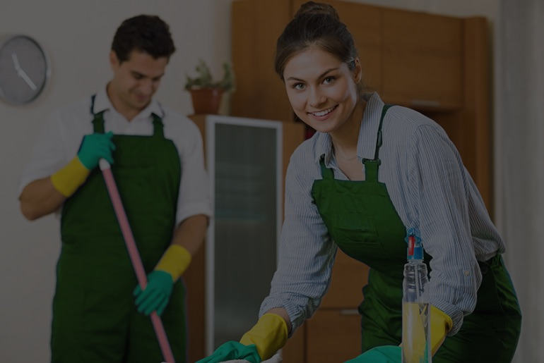 Civil cleaning and sanitisation
